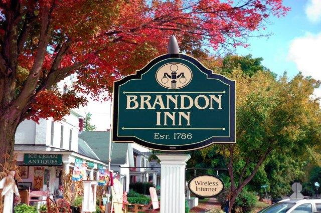 Brandon Inn, Brandon, Vermont